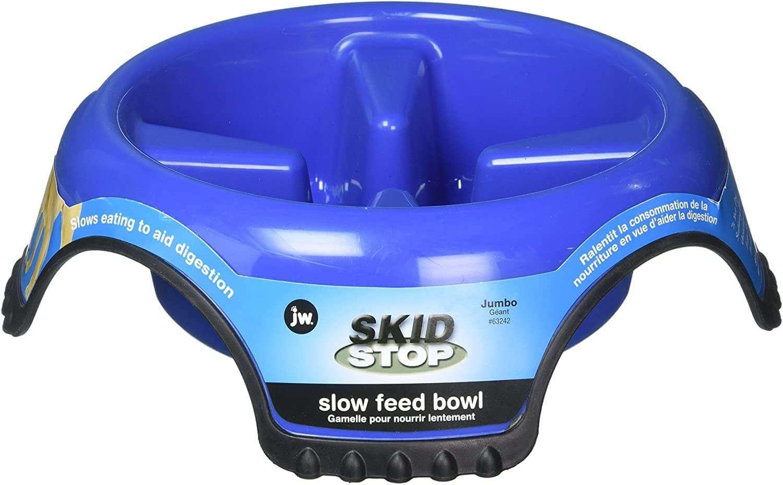 dog food bowl - slow feeder