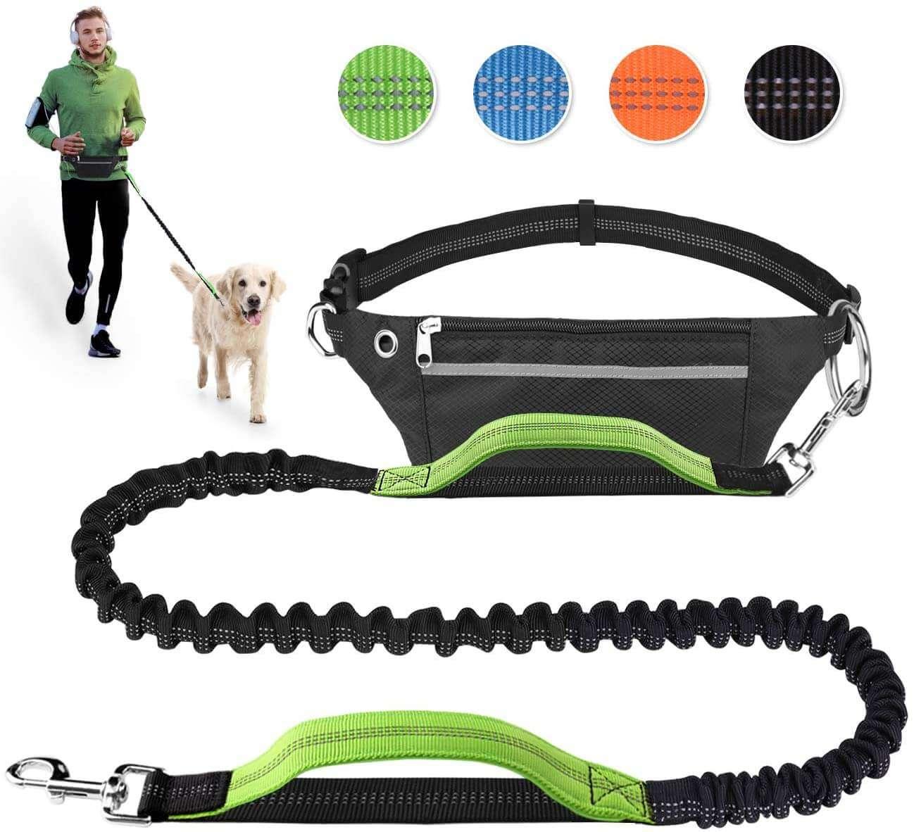 dog leash - hands-free